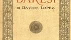 U Colère de Vare du 1886  – Davide Lopez